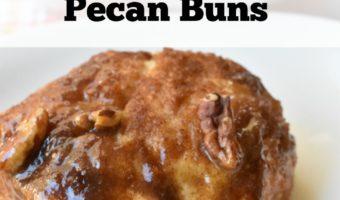 Ooey-Gooey Pecan Buns