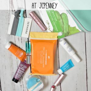 Sephora Favorites:  Refresh, Set, Glow Kit  At JCPenney