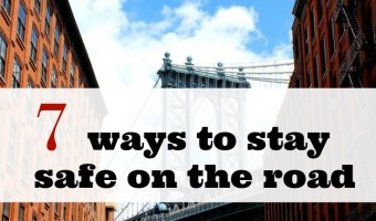 7 ways to stay safe on the road