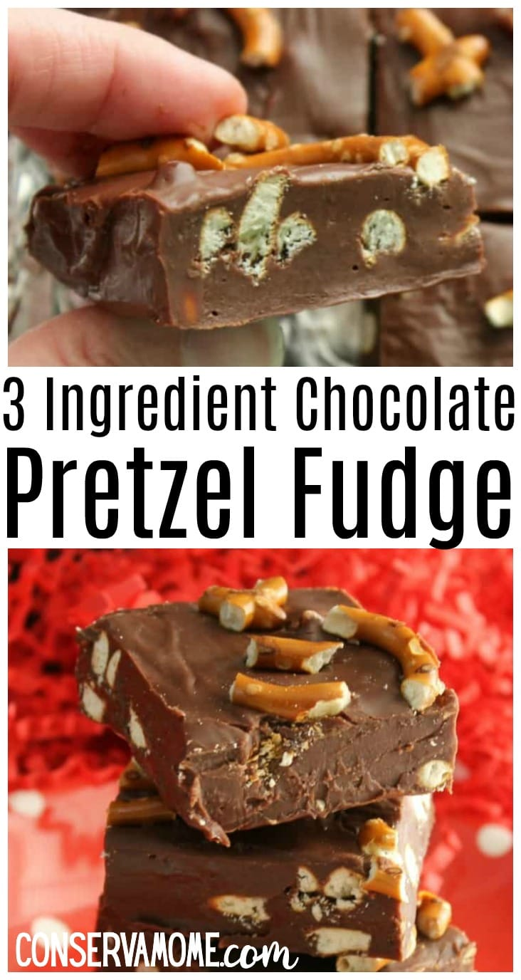 Pretzel Fudge