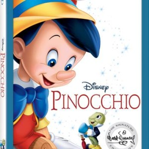 Take Disney's Pinocchio Home Today on Blu Ray!