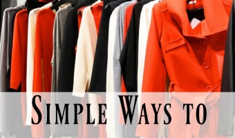 Simple Ways to Maximize your Wardrobe