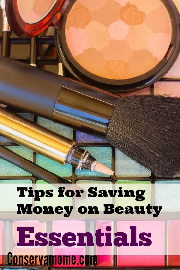 Saving Money on Beauty Essentials