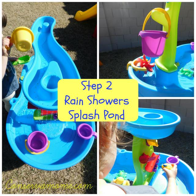 Step 2 Rain Shower Splash Pond