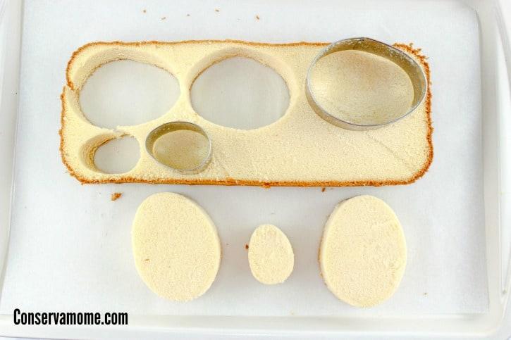Easter egg Cakes 4