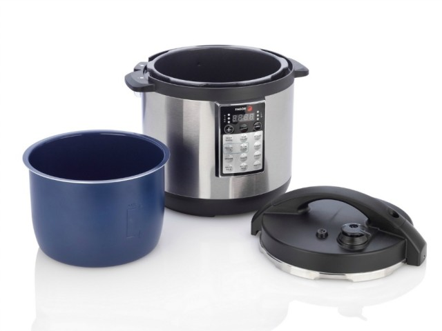 Fagor LUX Electric Multi-Cooker In the Box