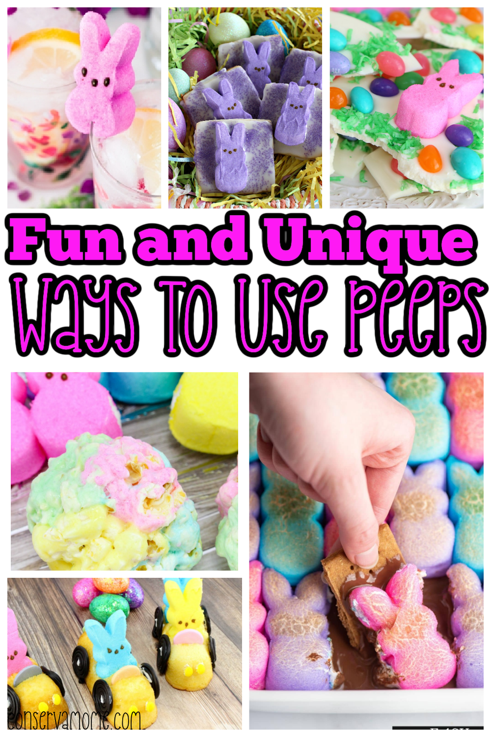 Fun and Unique Ways To Use Peeps