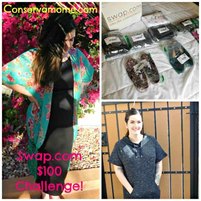 Do you love saving money on clothing? Then take the Swap.com Challenge! Read on to find out why Swap.com is a great options to help you save money on clothing.