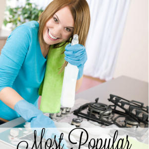 Most Popular Cleaning Hacks – MUST TRY