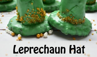 Leprechaun Hat Cookies – The perfect St.Patrick's Day Treat