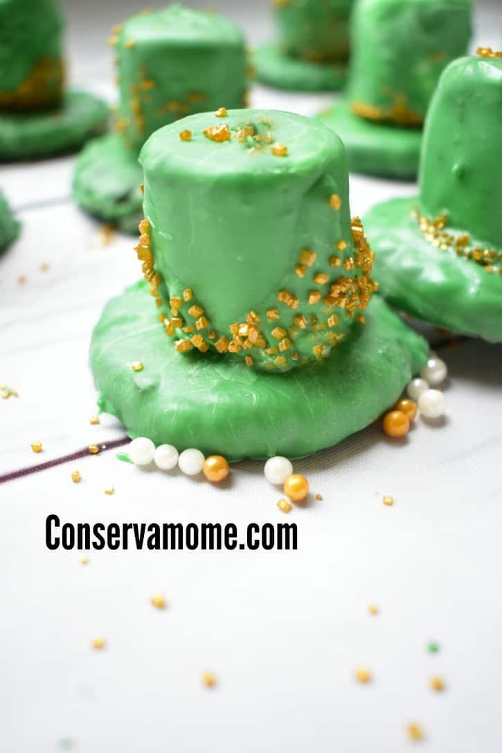 leprechaun hat cookies 5
