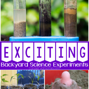 20 Exciting Backyard Science Experiments
