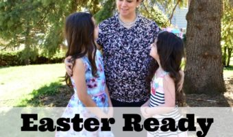 Easter Ready with JcPenney