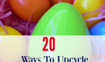 20 Ways to Upcycle Easter Eggs