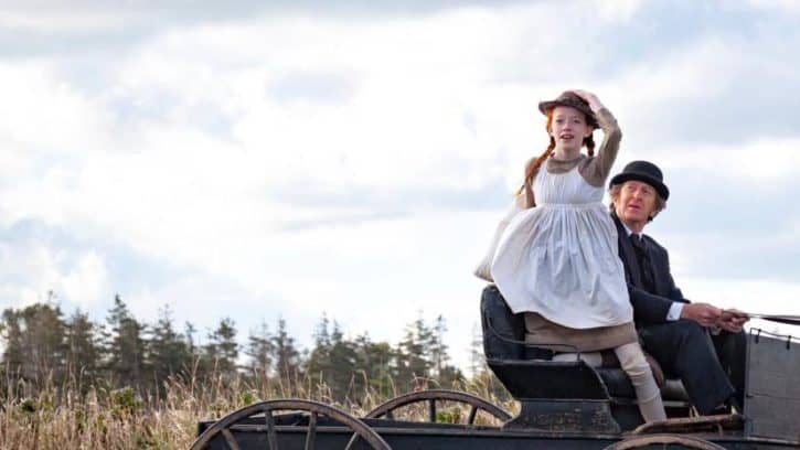 Netflix Original Anne -Picture Courtesy of Netflix