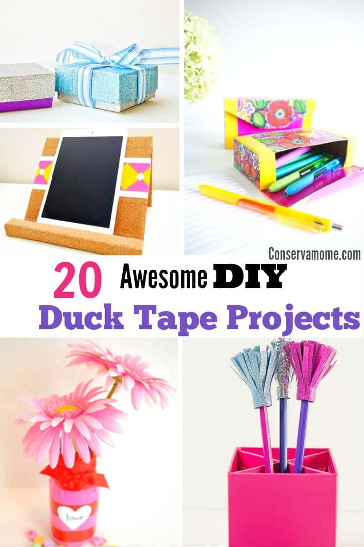 DIY Duck Tape Projects
