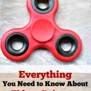 Everything You Need to Know About Fidget Spinners
