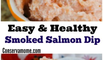 Easy & Healthy Smoked Salmon Dip Recipe
