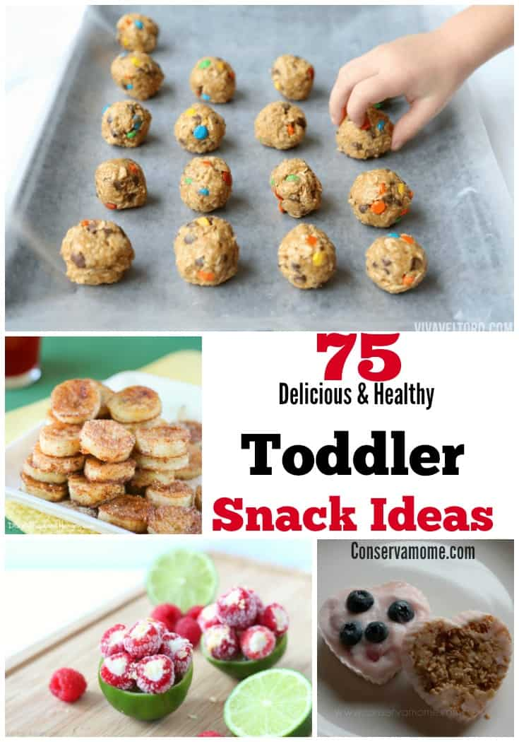 Toddler Party Food List