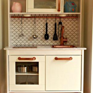 IKEA Play Kitchen Transformation!