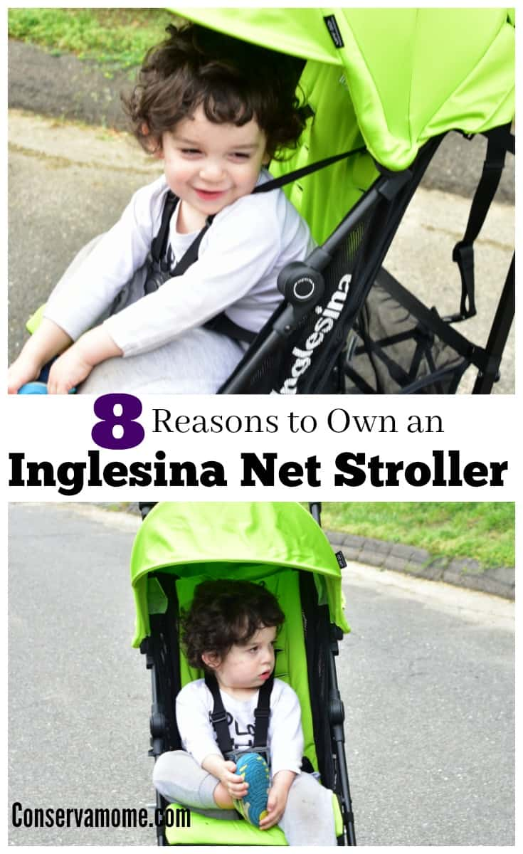 Inglesina Net Light Weight Stroller