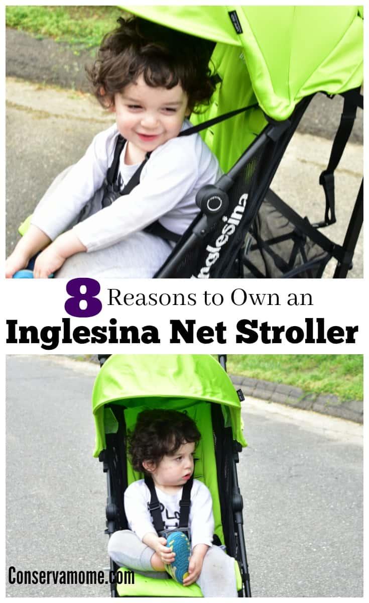 Inglesina Net Light Weight Stroller