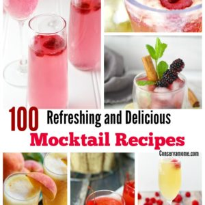 100 Refreshing and Delicious Mocktail Recipes