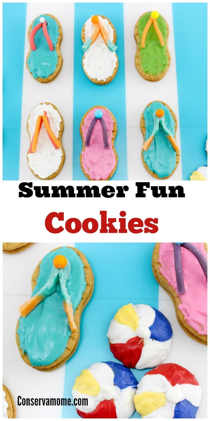 summer themed cookie ideas