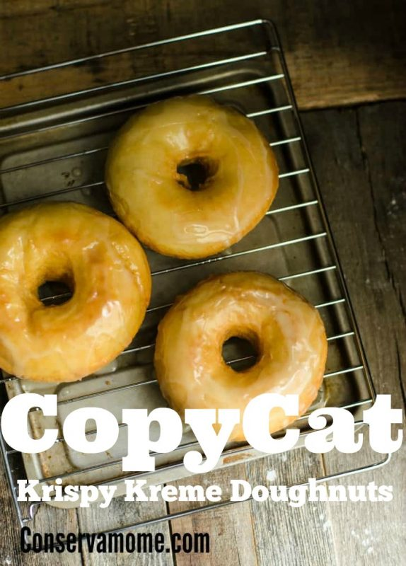 copycat krispy kreme doughnuts
