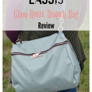 Lassig Glam Rosie Diaper Bag Review