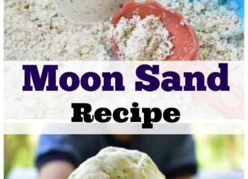 Moon Sand recipe
