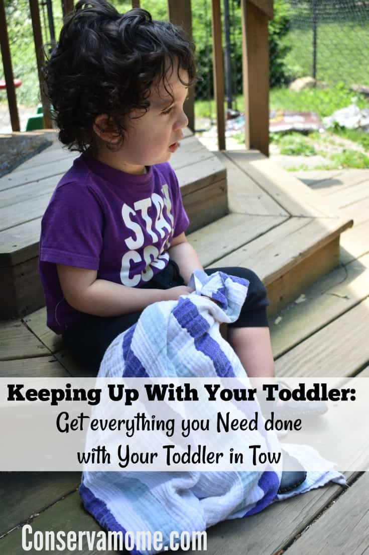 Keeping Up with Your Toddler