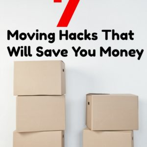 7 Moving Hacks That Will Save You Money