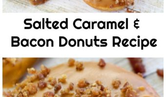 Salted Caramel and Bacon Donuts Recipe – Easy & Fast to Make!