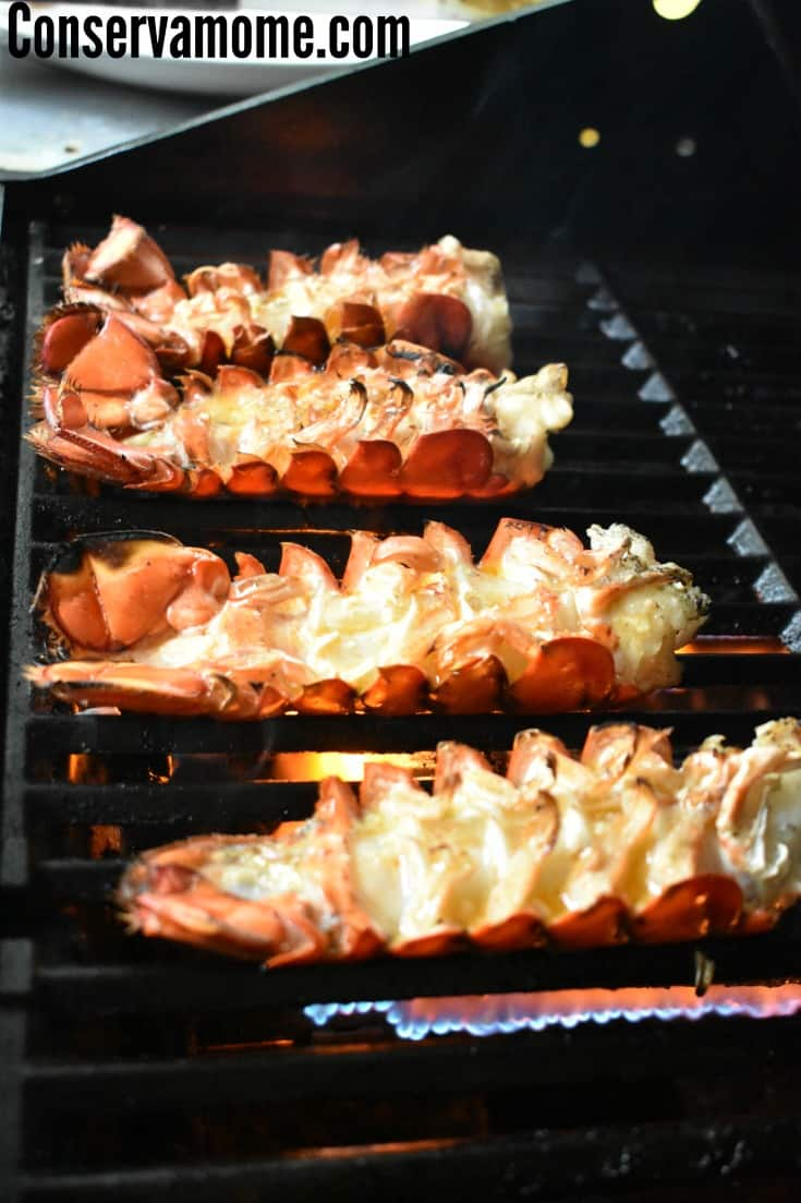 Directions for grilling the perfect lobster