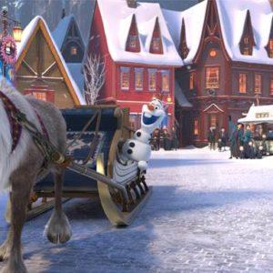 Olaf's Frozen Adventure Trailer is Here!