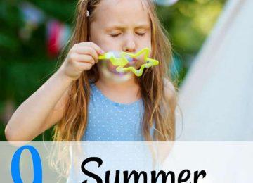 summer parenting hacks