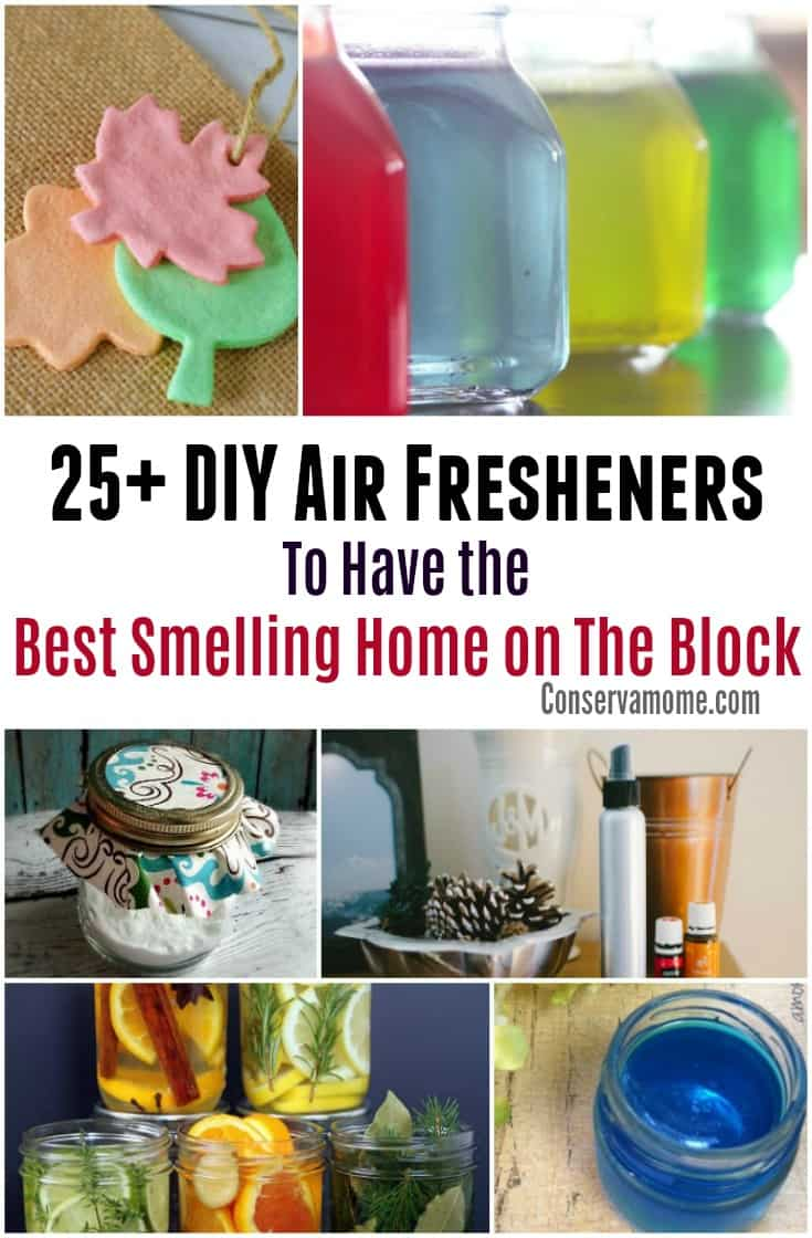 25 diy air fresheners to have the best smelling home on for What is the best air freshener for your home