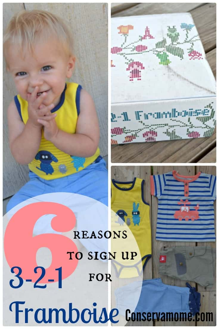 Not all baby clothing subscription boxesare created equal,some soar to the top from the moment you receive them. Find out 6 reasons why you need 3-2-1 Framboise monthly subscription box .