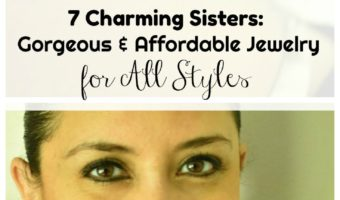 7 Charming Sisters: Gorgeous & Affordable Jewelry for All Styles + Giveaway