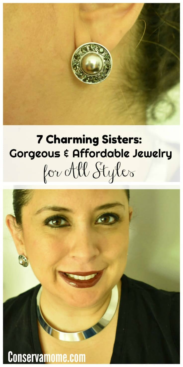 Find out why I'm head over heals with7 Charming Sisters. An online store with gorgeous & affordable Jewelry for All Styles.