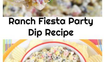 Ranch Fiesta Party Dip Recipe