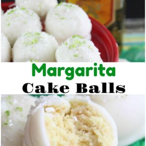 Margarita Cake Balls Recipe – A Delicious Summer Treat