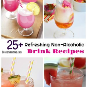 25+ Refreshing Non Alcoholic Drink Recipes