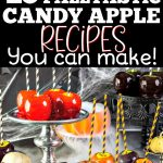 Candy apple recipes you can make
