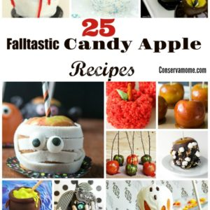 25 Falltastic Candy Apple Recipes