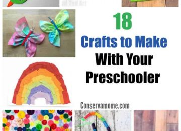 crafts to make with your preschooler