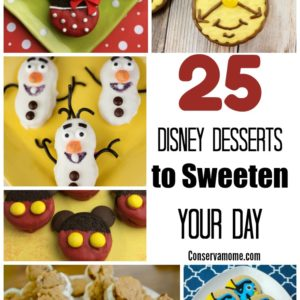 25 Disney Desserts to Sweeten Your Day