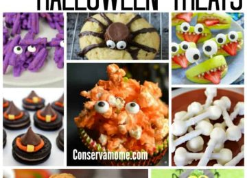 40 Spooky & Fun Halloween Treats.