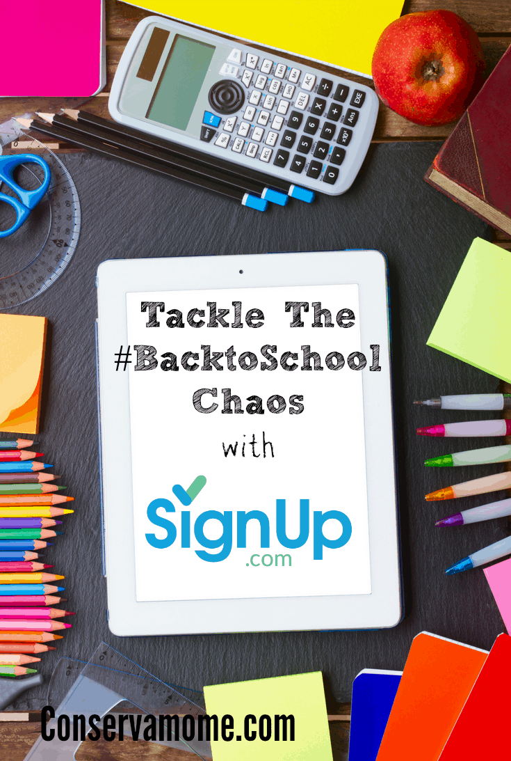 Organizing an event has never been easier thanks to Signup.com. Find out how fantastic this free program is an how you will tackle the back to school chaos thanks to #SignUpdotcom